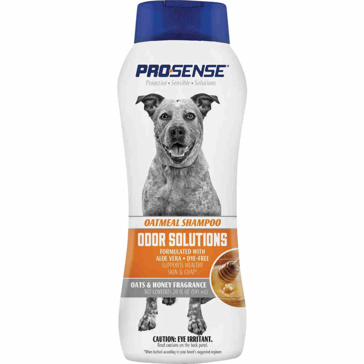 Pro-Sense 20 Oz. Natural Oatmeal & Honey Scent Dog Shampoo Image 1