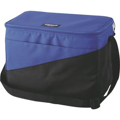 Igloo Collapse & Cool 12-Can Soft-Side Cooler, Blue & Black