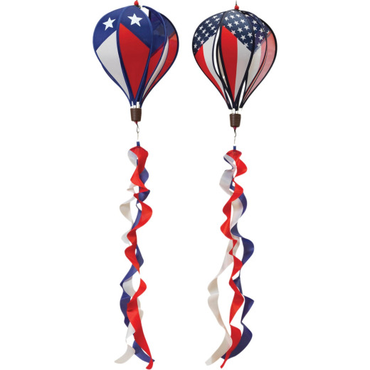 Mission Gallery 40 In. Nylon Patriotic Balloon Sock Lawn Ornament