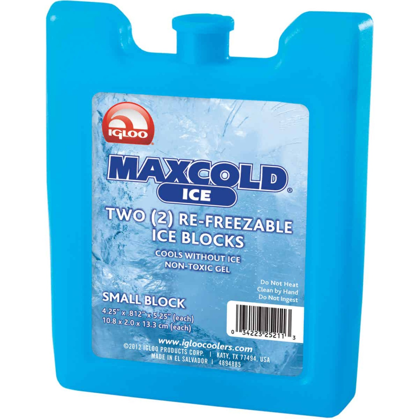 Igloo Maxcold 0.5 Lb. Small Cooler Ice Pack Image 1