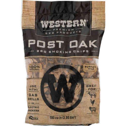 Western 2 Lb. Oak Wood Smoking Chips