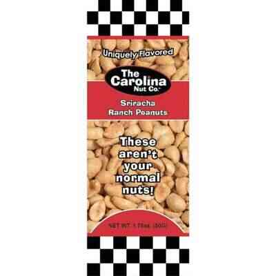 The Carolina Nut Company 1.75 Oz. Sriracha Ranch Peanuts